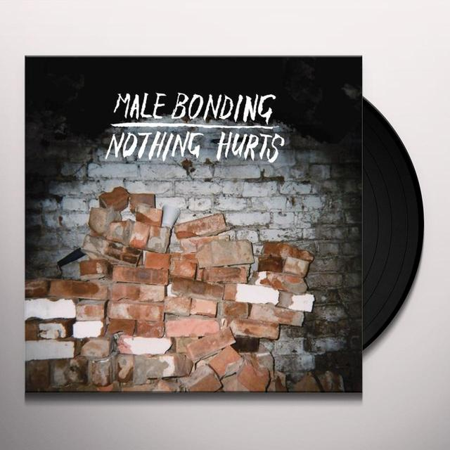 Male Bonding NOTHING HURTS Vinyl Record