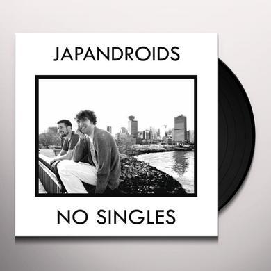 Japandroids NO SINGLES Vinyl Record