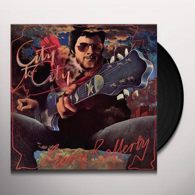 Gerry Rafferty CITY TO CITY Vinyl Record - Limited Edition, 180 Gram Pressing