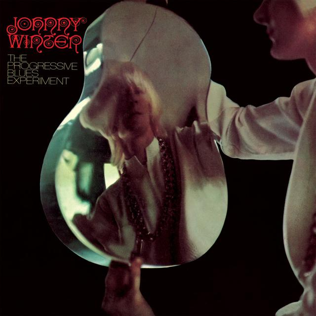 Johnny Winter PROGRESSIVE BLUES EXPERIMENT Vinyl Record - Limited Edition, 180 Gram Pressing