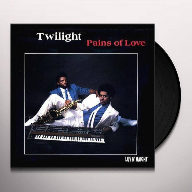 Twilight PAINS OF LOVE Vinyl Record - Digital Download Included