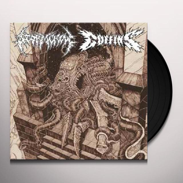 Stormcrow / Coffins SPLIT Vinyl Record