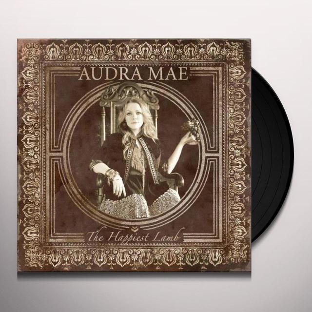 Audra Mae HAPPIEST LAMB Vinyl Record - Digital Download Included