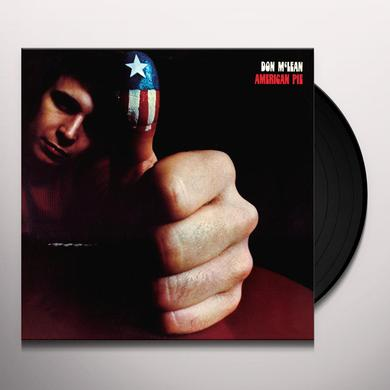Don Mclean AMERICAN PIE Vinyl Record - Limited Edition, 180 Gram Pressing, Remastered