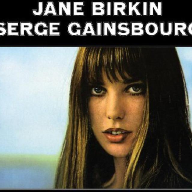 Serge Gainsbourg & Jane Birkin JANE BIRKIN / SERGE GAINBOURG Vinyl Record