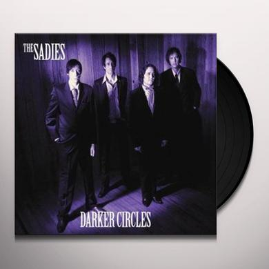 The Sadies DARKER CIRCLES Vinyl Record