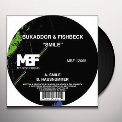 Bukaddor & Fishbeck SMILE (EP) Vinyl Record