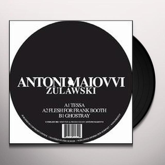 Antoni Maiovvi ZULAWSKI (EP) Vinyl Record