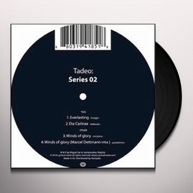Tadeo SERIES 2 (EP) Vinyl Record