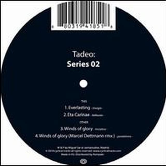 Tadeo SERIES 2 Vinyl Record