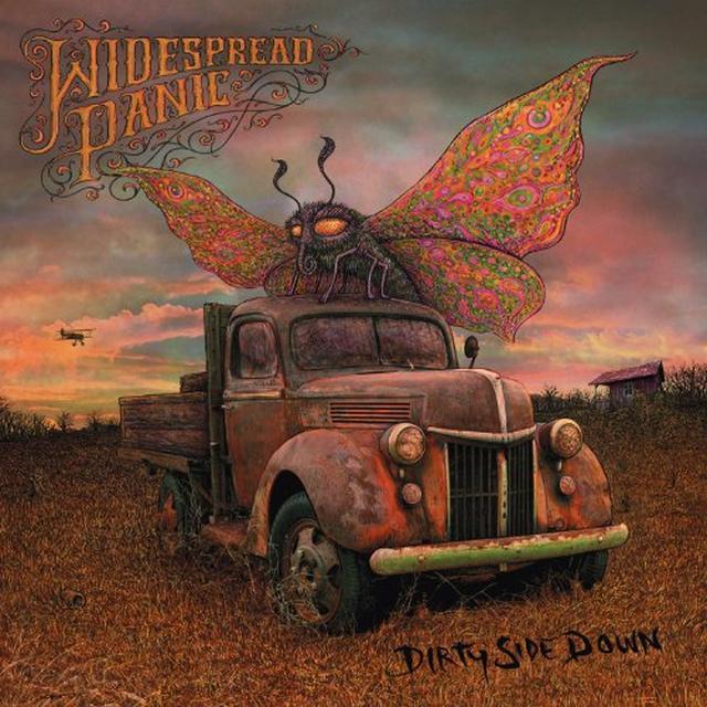 Widespread Panic DIRTY SIDE DOWN (W/CD) (OGV) (Vinyl)