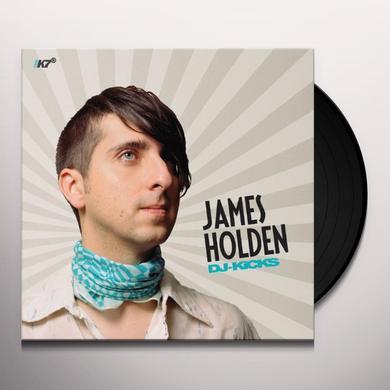 James Holden DJ-KICKS Vinyl Record