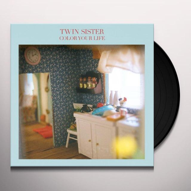 Twin Sister COLOR YOUR LIFE Vinyl Record - Digital Download Included