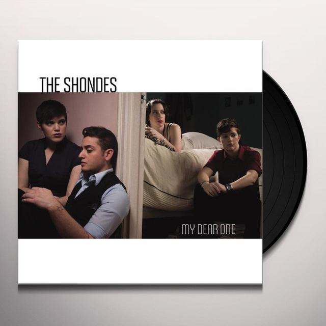 Shondes MY DEAR ONE Vinyl Record