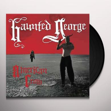 Haunted George AMERICAN CROW Vinyl Record