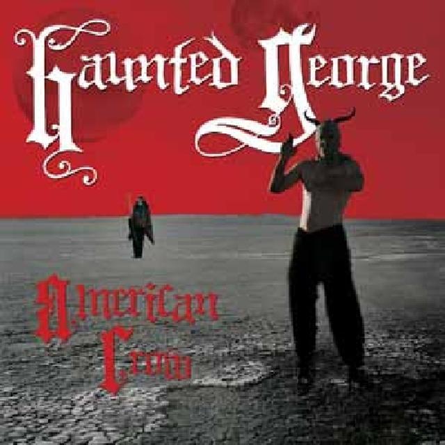 Haunted George AMERICAN CROW Vinyl Record