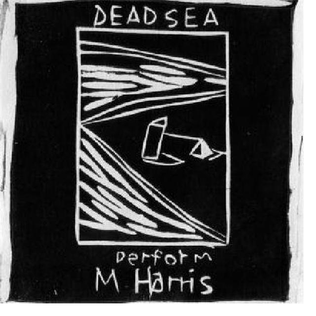 The Dead C MAX HARRIS Vinyl Record