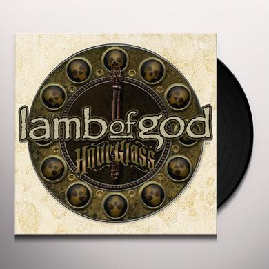 Lamb Of God HOURGLASS: THE VINYL ANTHOLOGY Vinyl Record