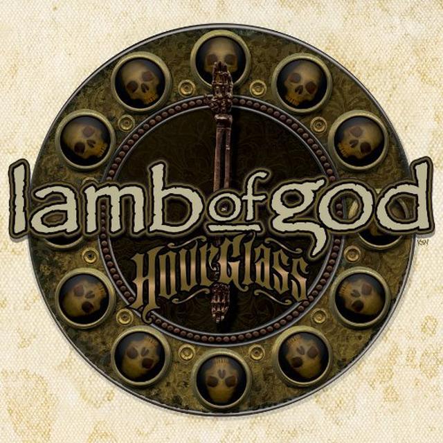 Lamb Of God HOURGLASS: THE VINYL ANTHOLOGY Vinyl Record