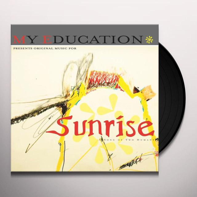 My Education SUNRISE Vinyl Record - Digital Download Included