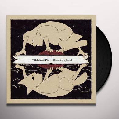 Villagers BECOMING A JACKAL Vinyl Record