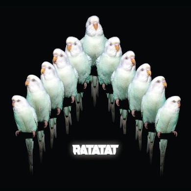 Ratatat LP4 Vinyl Record