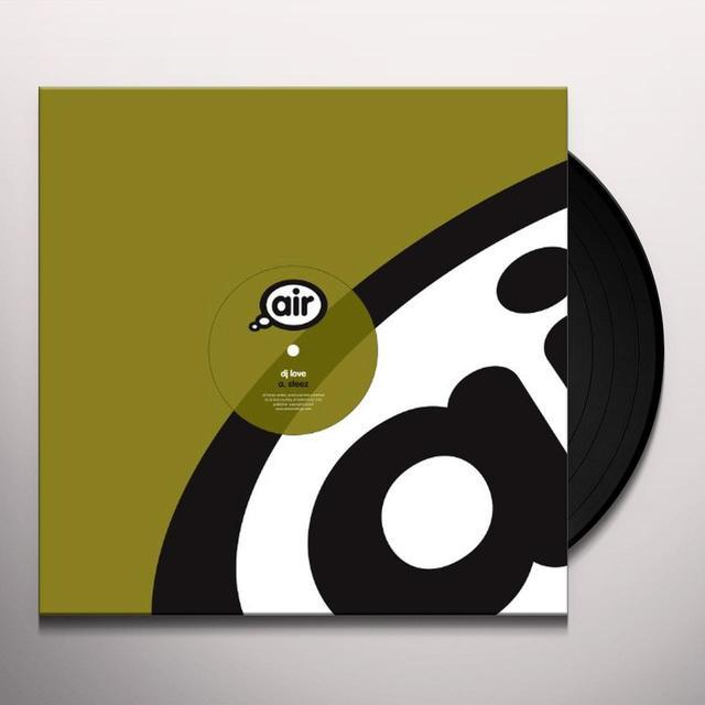 Dj Love STEEZ / ROLLING FIRE Vinyl Record