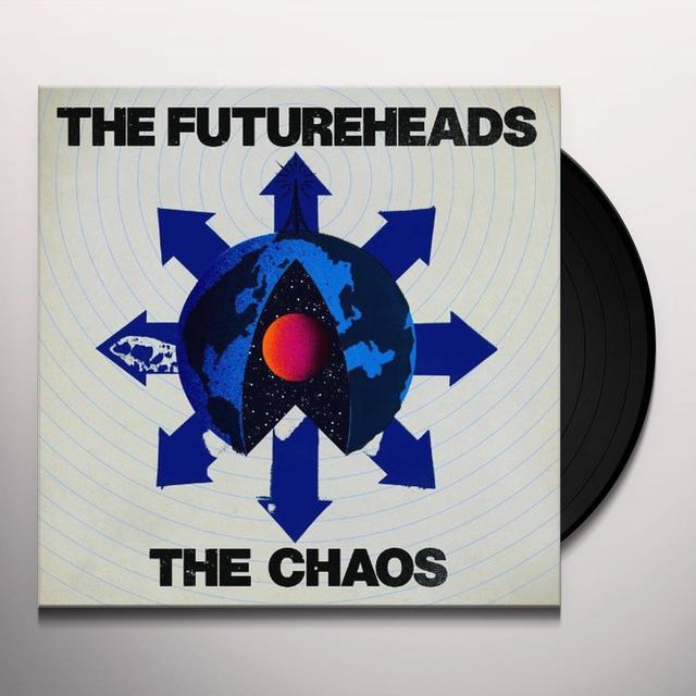 Futureheads CHAOS Vinyl Record
