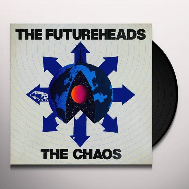 Futureheads CHAOS Vinyl Record