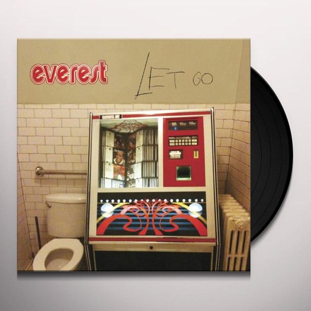 Everest LET'S GO (Vinyl)