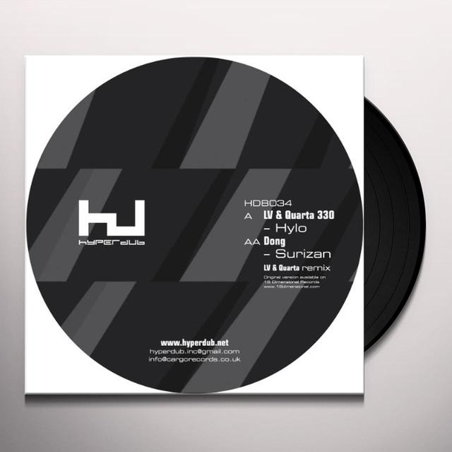 LV / QUARTA 330 HYLO Vinyl Record