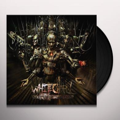 Whitechapel NEW ERA OF CORRUPTION Vinyl Record
