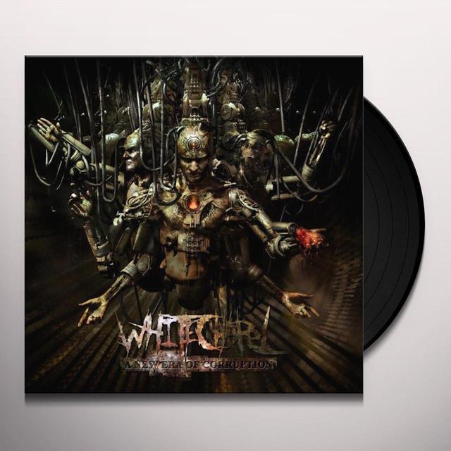 Whitechapel NEW ERA OF CORRUPTION Vinyl Record