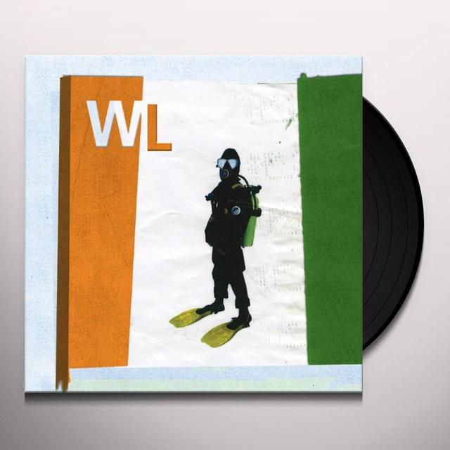 WOUNDED LION Vinyl Record