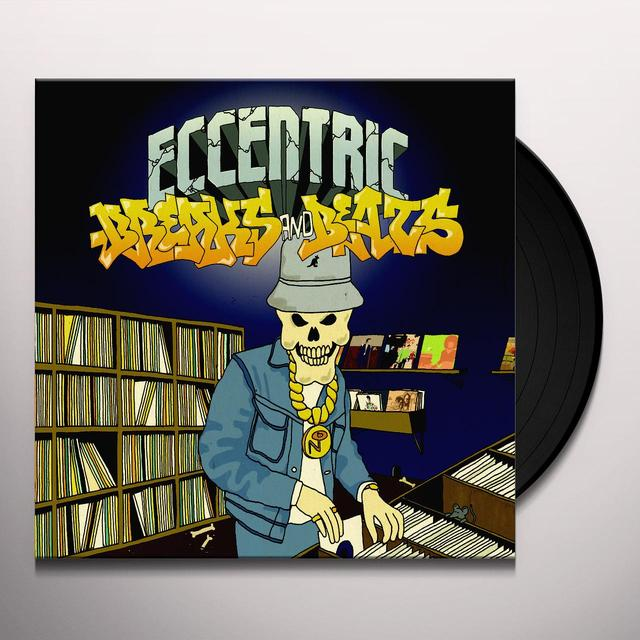 ECCENTRIC BREAKS & BEATS / VARIOUS Vinyl Record