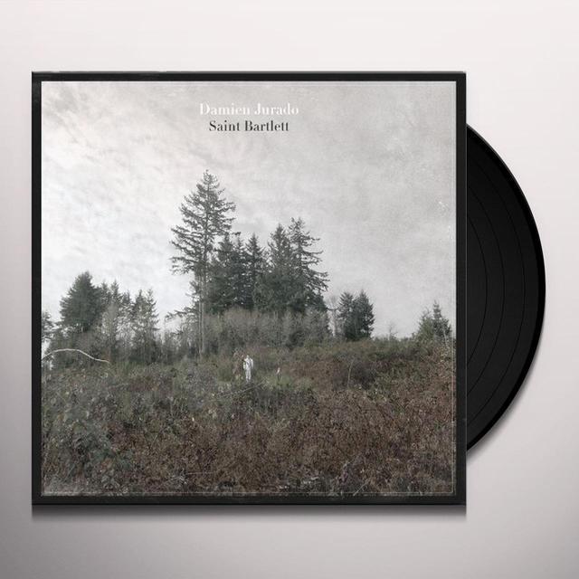 Damien Jurado SAINT BARTLETT Vinyl Record