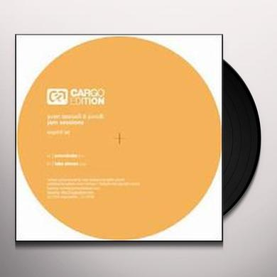 Sven / Juno6 Tasnadi JAM SESSIONS Vinyl Record