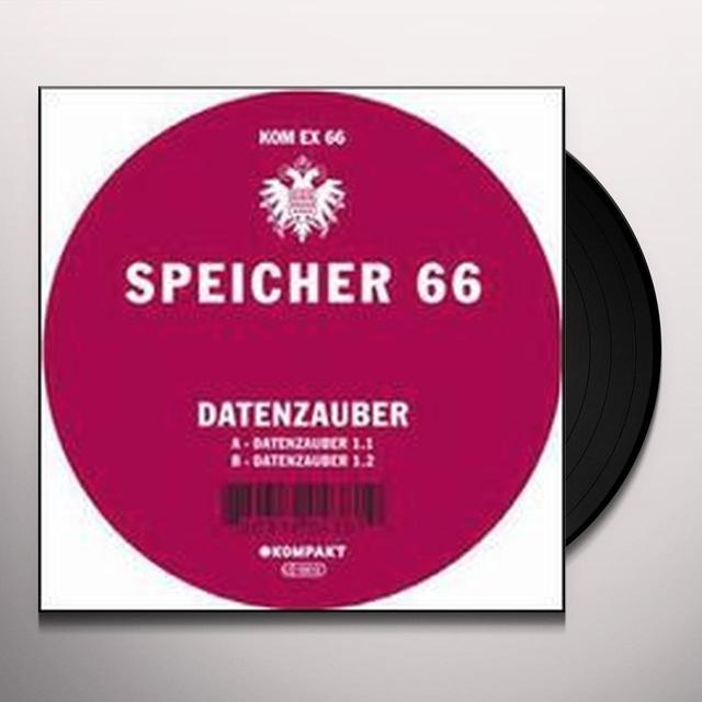 Datenzauber SPEICHER 66 (EP) Vinyl Record
