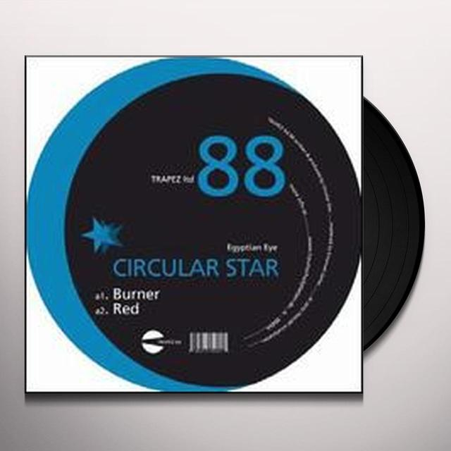 Circular Star EGYPTIAN EYE (EP) Vinyl Record - Limited Edition