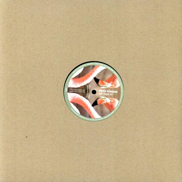 Marek Hemmann LEFT / RIGHT Vinyl Record
