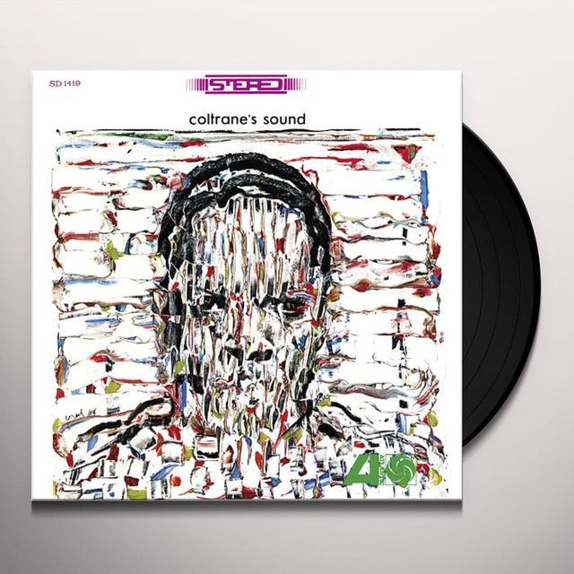 John Coltrane COLTRANE'S SOUND Vinyl Record - 180 Gram Pressing