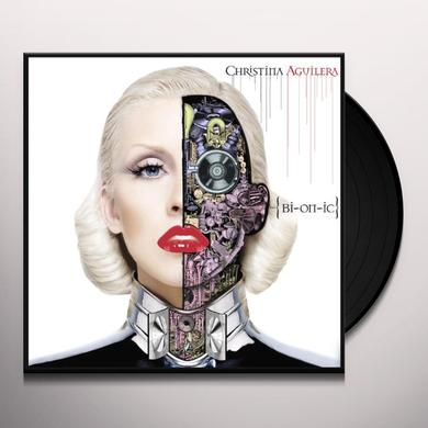 Christina Aguilera BIONIC Vinyl Record