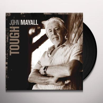 John Mayall TOUGH Vinyl Record