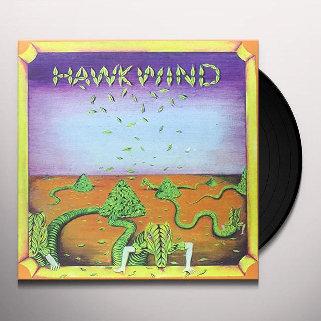 HAWKWIND Vinyl Record - 180 Gram Pressing