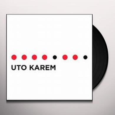 Uto Karem MASCHINE LOVE Vinyl Record