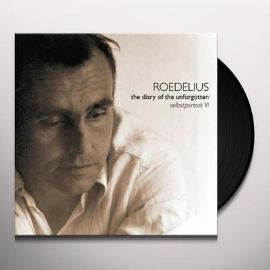 Hans-Joachim Roedelius DIARY OF THE UNFORGOTTEN: SELBSTPORTRAIT VI Vinyl Record