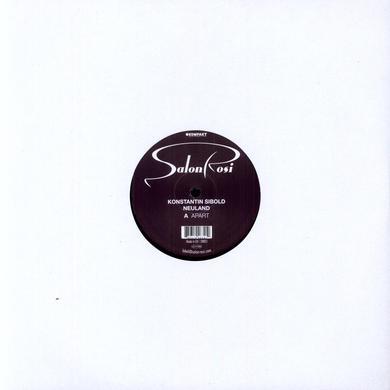 Konstantin Sibold NEULAND Vinyl Record