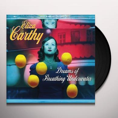 Eliza Carthy DREAMS OF BREATHING UNDERWATER Vinyl Record