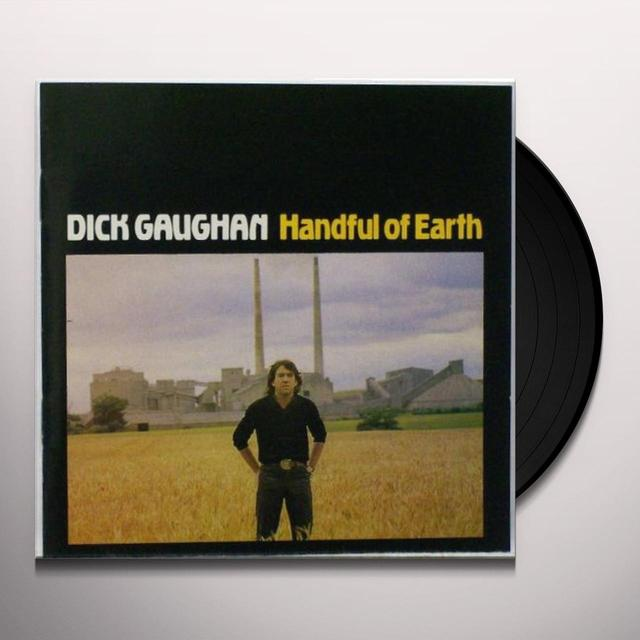 Dick Guaghan HANDFUL OF EARTH Vinyl Record - Limited Edition, 200 Gram Edition