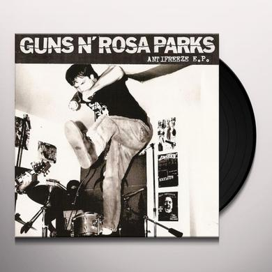 Guns N Rosa Parks ANTIFREEZE Vinyl Record